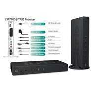 EM7100 iTRIO Full HD Zender